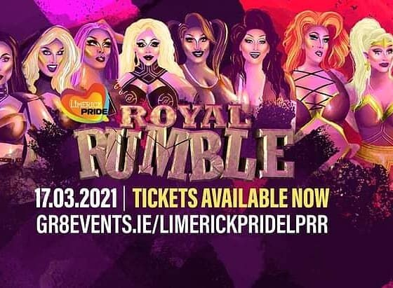 Limerick Pride presents Royal Rumble