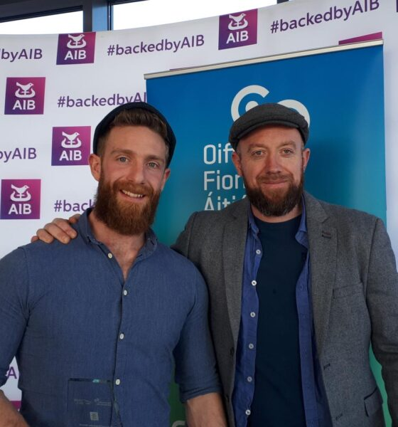Odyssey Studios win - Pictured above are Mark Maher and Ciaran Cooke, Odyssey Studios
