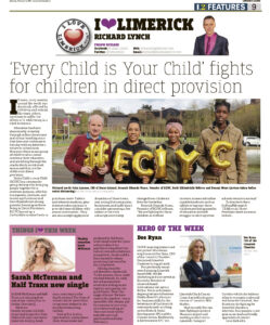 The Leader Column February 6 2021 - Children In Direct Provision