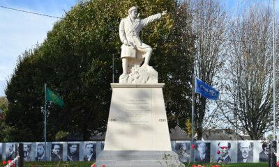 Sean Wall Monument