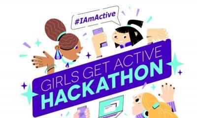 Girls Get Active Hackathon
