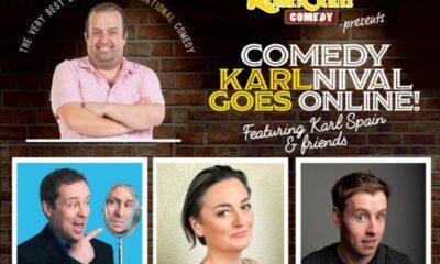 Comedy KARLnival Online