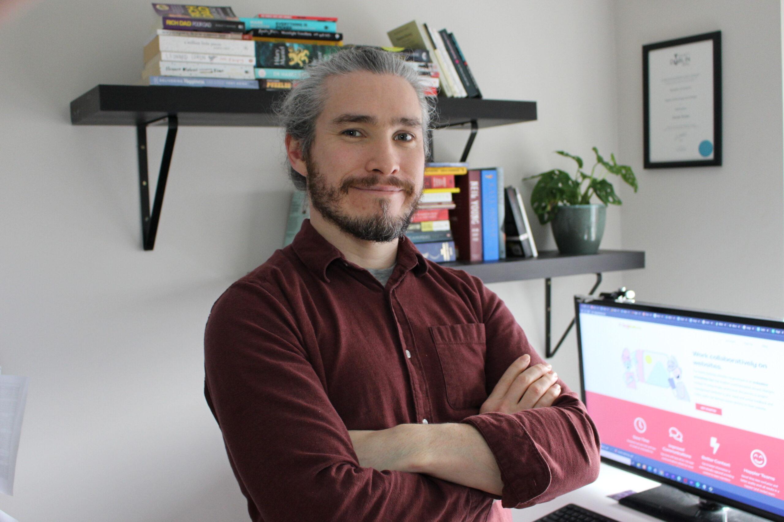 Derek Nolan - Founder of DogNotDuck.