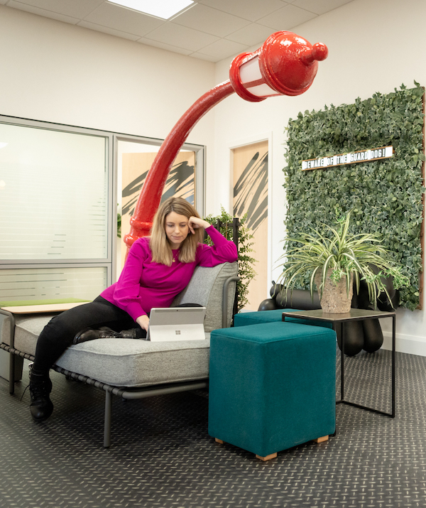 Happen workspacesnetwork of quality workspaces is co-ordinated by Innovate Limerick