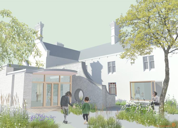 Childrens Grief Centre Dream Build