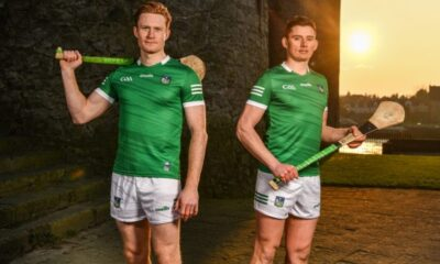 New Limerick GAA jersey pictured above tributes every club in the county