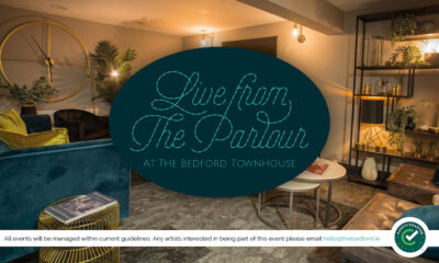 Live from The Parlour, a fortnightly series of live music streams, kicks off this Saturday, March 20