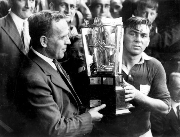 Mick Mackey - new Munster Senior Hurling Championship trophy to be renamed after him