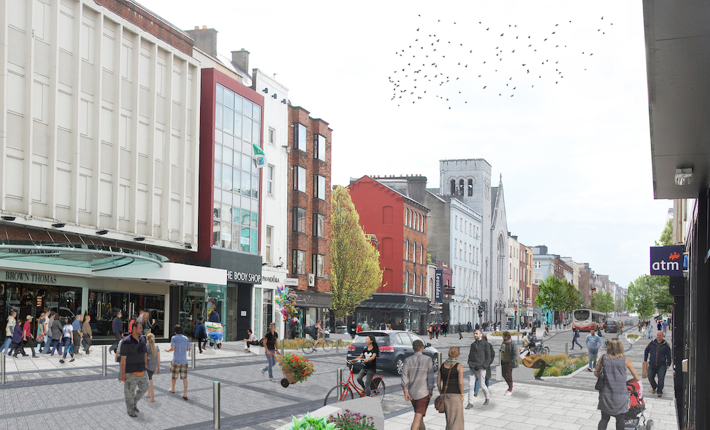 Limerick O Connell Street