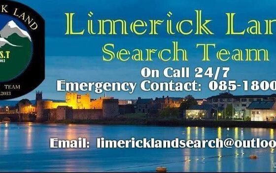 Limerick Land Search Team