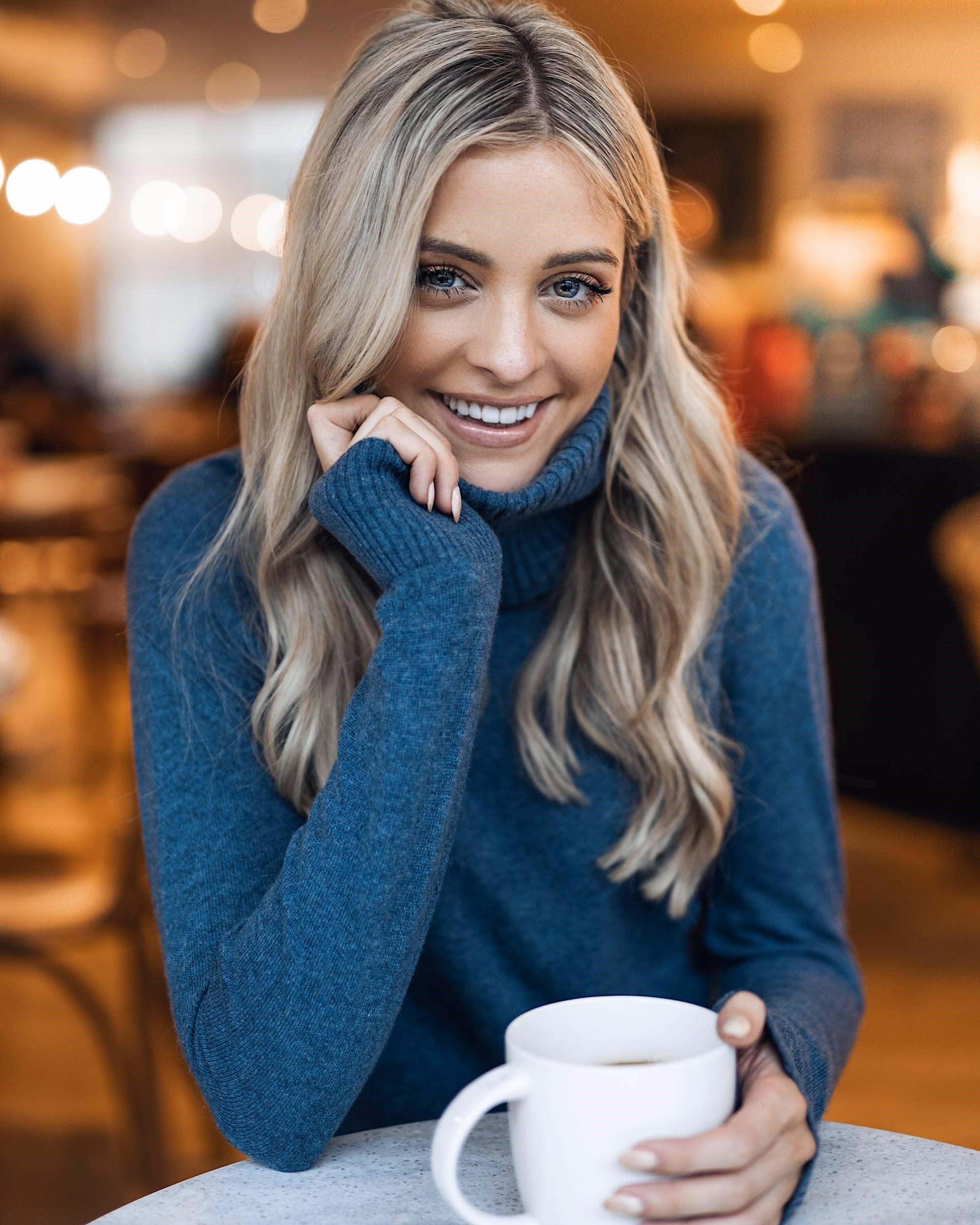 Influencer Louise Cooney