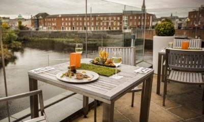 Limerick outdoor dining