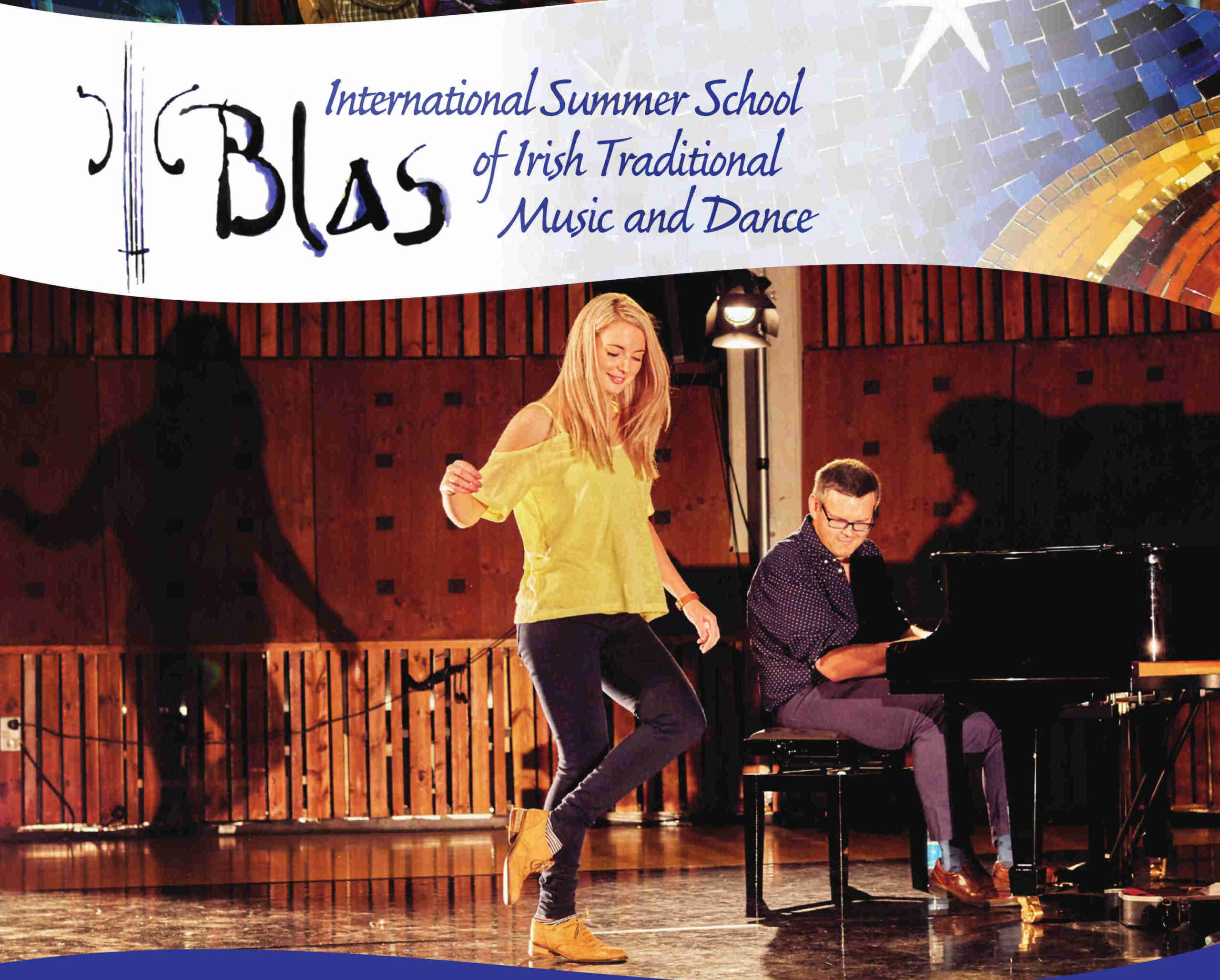 Blas 2021- Blas International Summer School of Irish Traditional Music and Dance will host its annual programme online from 21st June to 1st July