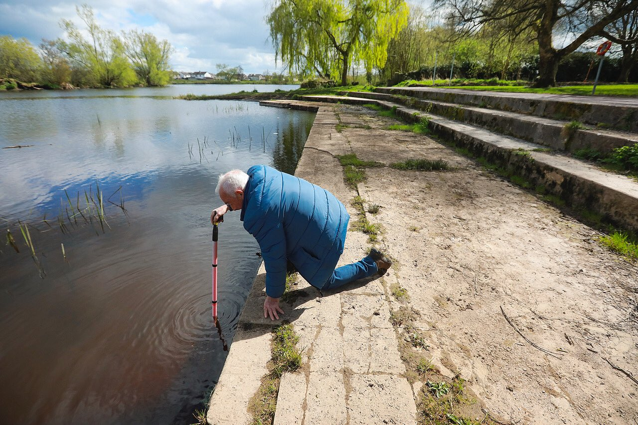 Corbally Baths - A study is underway by JBA Consultancy for Limerick Council.