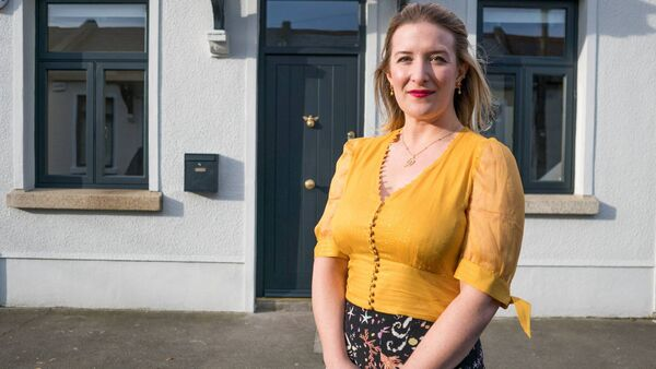 Jen Sheahan pictured above from Corbally wins this year's Home of the Year.