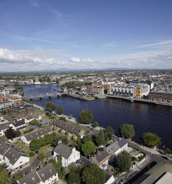 Hashtag LimerickAndProud was seen more than 8.6 million times over a seven-day period