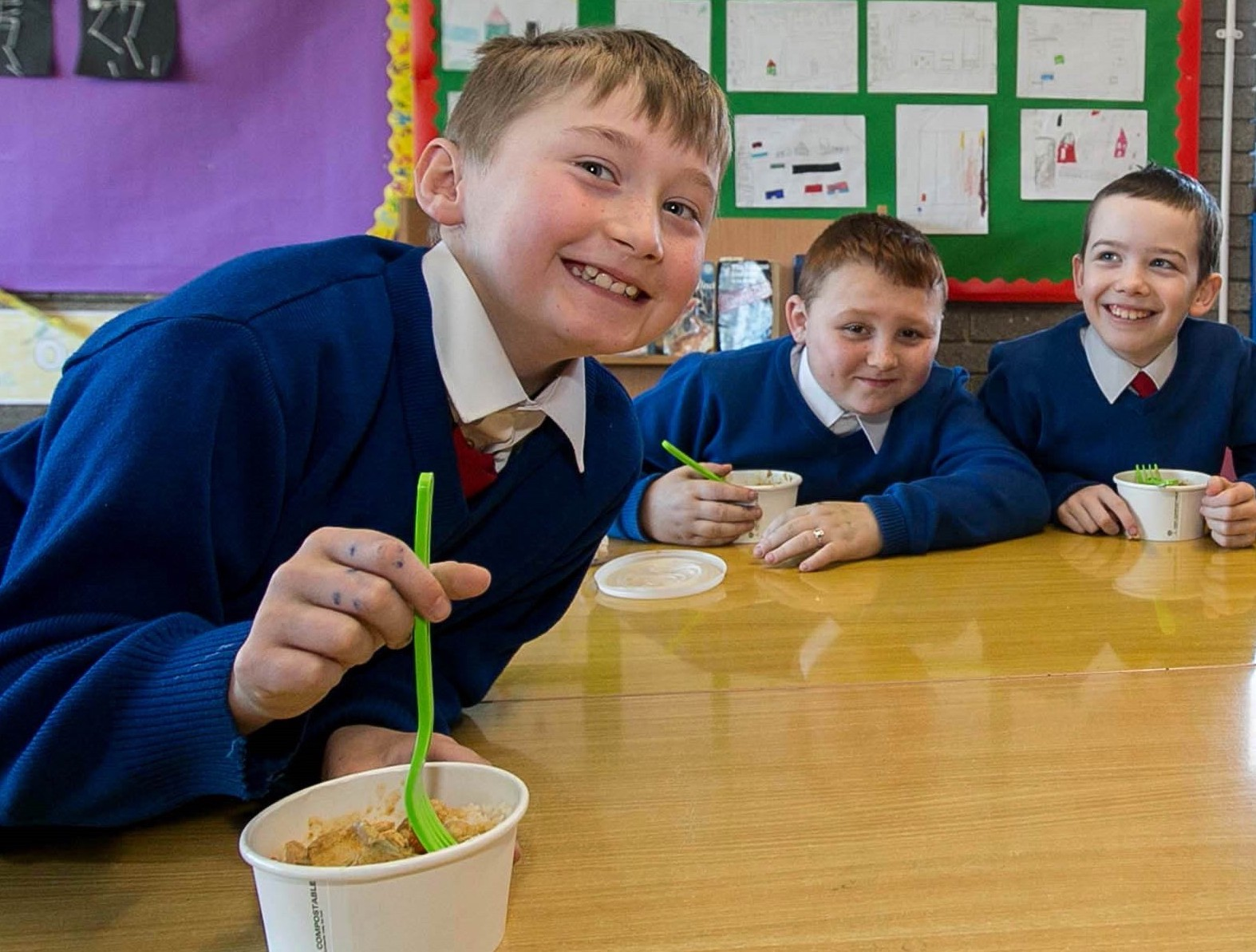 Hot Meals Scheme - Carambola, a local school meals company based in Annacotty Business Park are delighted to be able to provide support and nutritious hot meals to the schools in Limerick.
