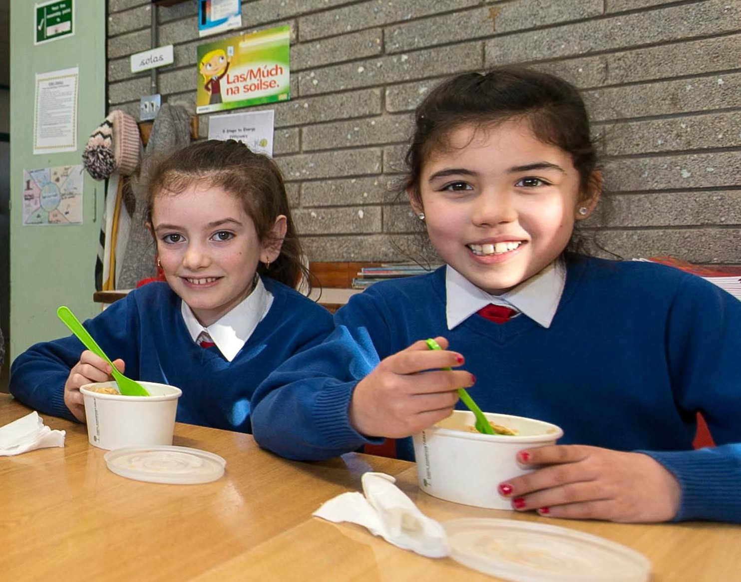 Eight more Limerick schools have been chosen to take part in the new scheme.