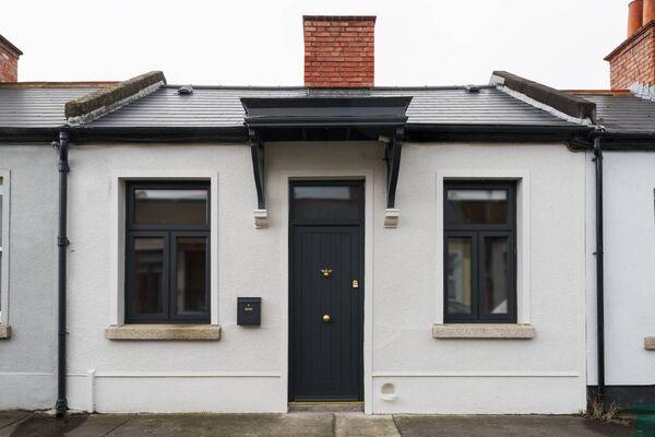 Jen Sheahan's cottage in Dublin