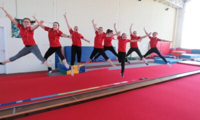 Limerick Gymnastics Club are asking for your help and support in their fundraiser for equipment and operating costs