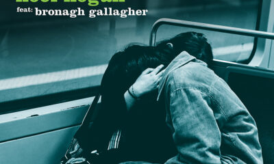 Noel Hogan and Bronagh Gallagher virtually produced their new single 'Crybaby'.