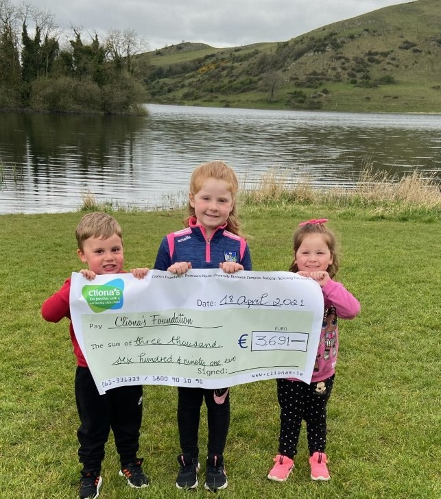 The Ryan family fundraise in memory of their son and brother Conor Ryan, who passed away in 2014.