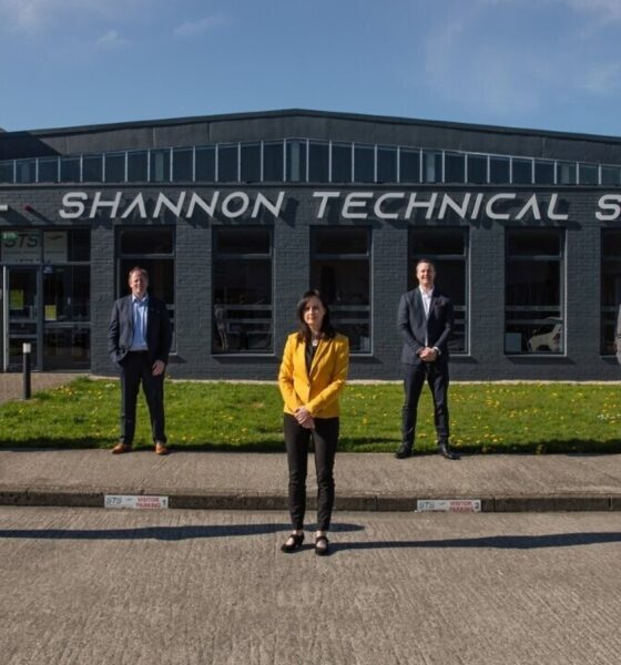Shannon Technical Services has announced that it will create 80 new jobs by the end of 2023