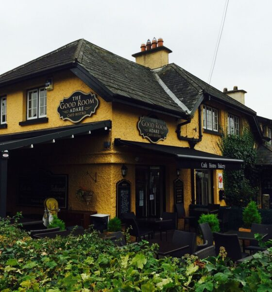 The Good Room in Adare has opened its doors once again after taking the decision to close temporarily due to COVID-19.