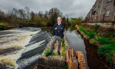Annacotty Weir - Annacotty Weir - Dr William O'Connor started a petition to remove the Annacotty Weir on the River Mulkear, so lampreys can freely travel the river. Picture. Brian Arthur.