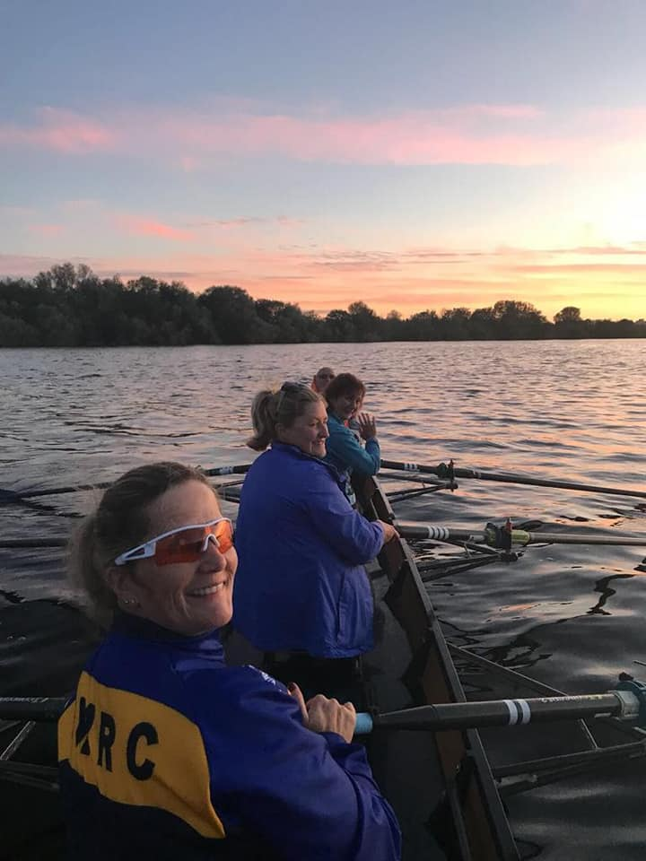 Over 75 rowers will be doing the challenge on Saturday, April 24 and Sunday, April 25.