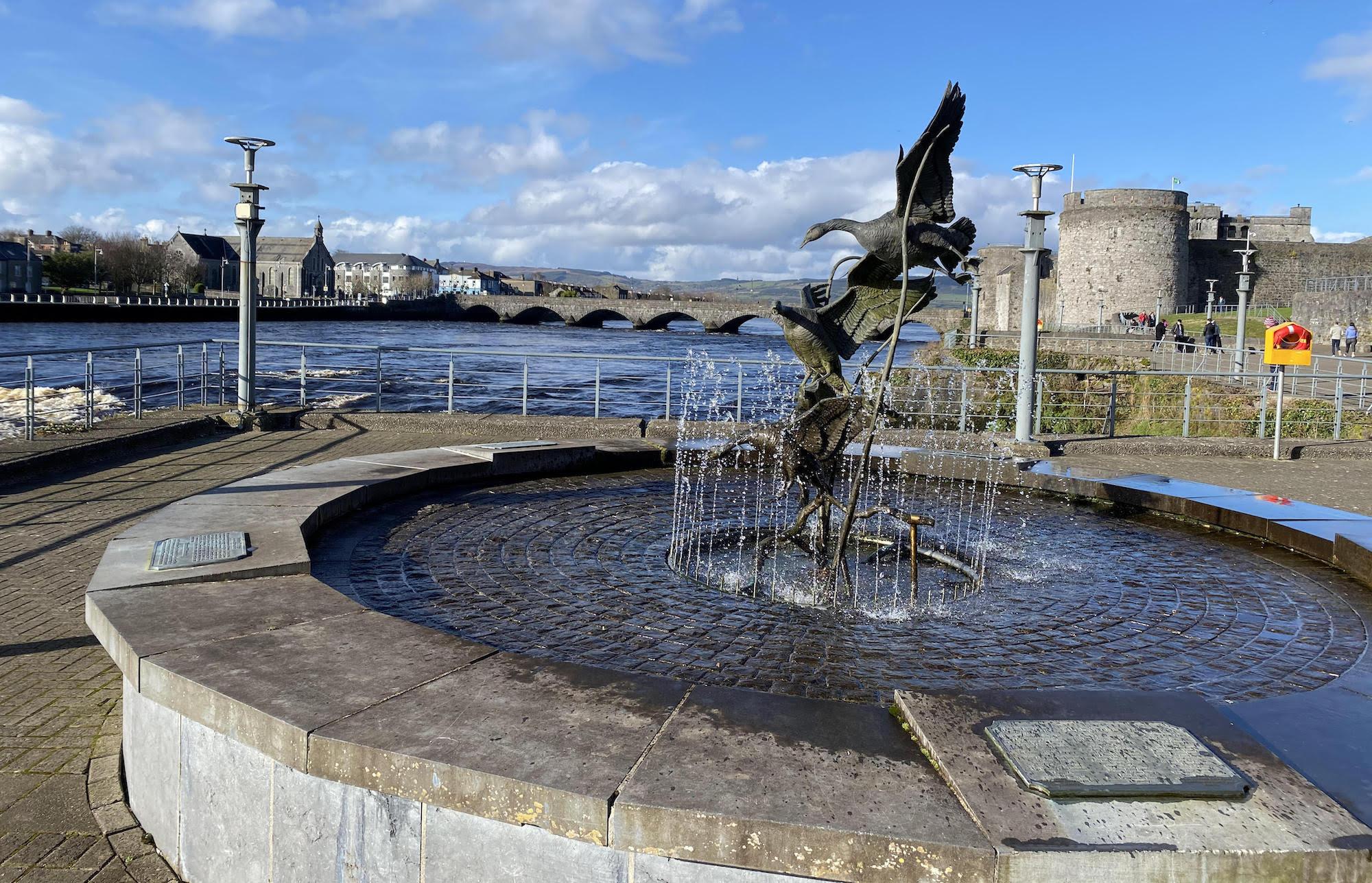 Limerick Three Bridges Walk