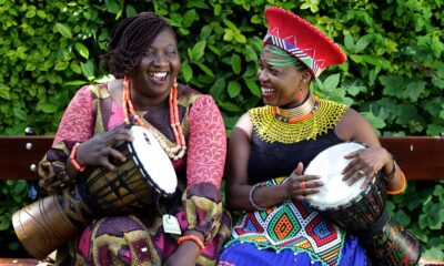 Africa Day 2021 is being celebrated with a series of online events for 2021.