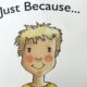 Aoife Carroll children's book 'Just Because' was inspired by Aoife's disabled nephew Cian and aims to show children that having a disability doesn't define the person who has it.