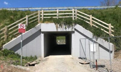 Barnagh Underpass mural submission deadline is May 25