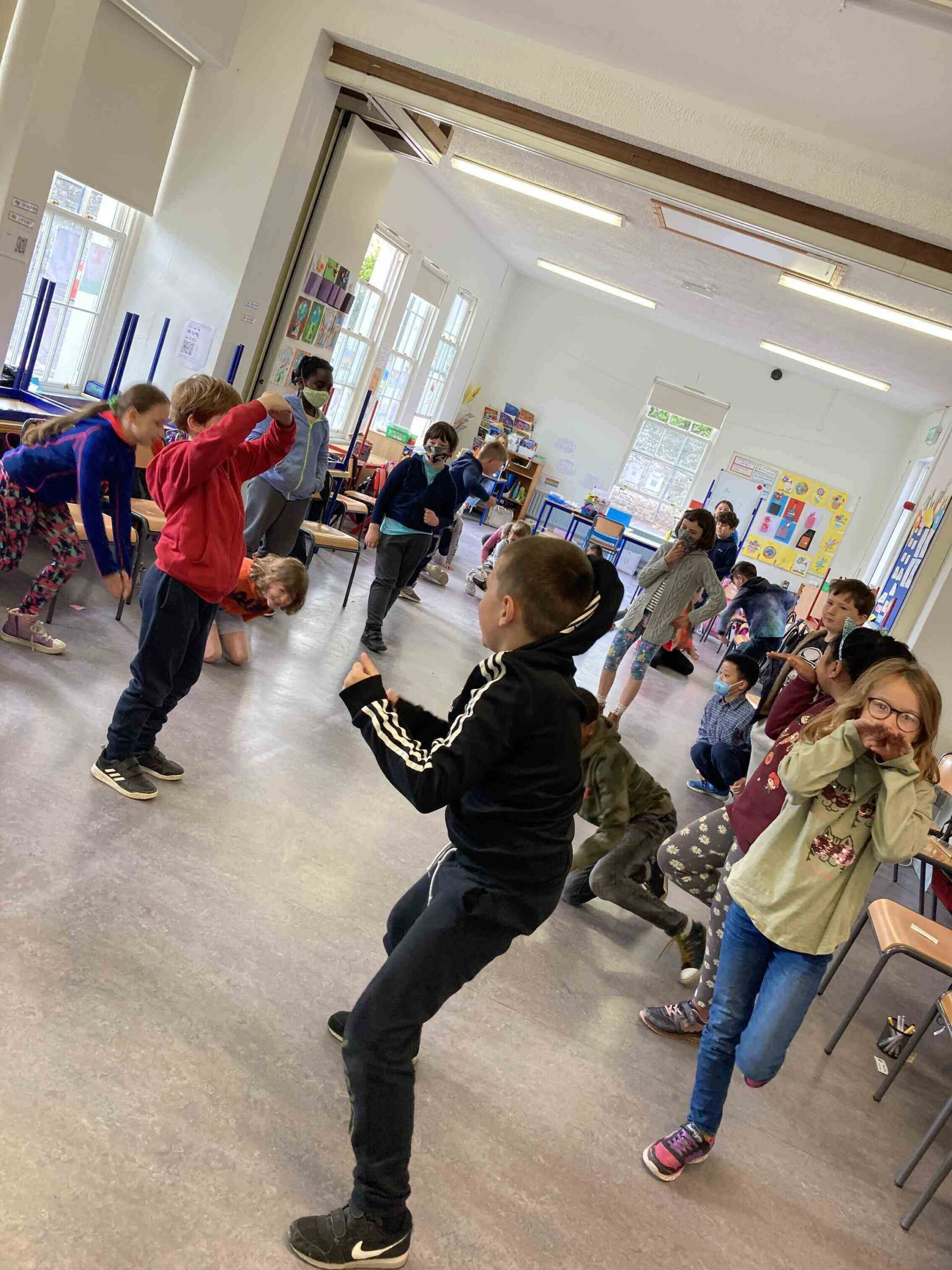 Creative Schools Week 2021 -