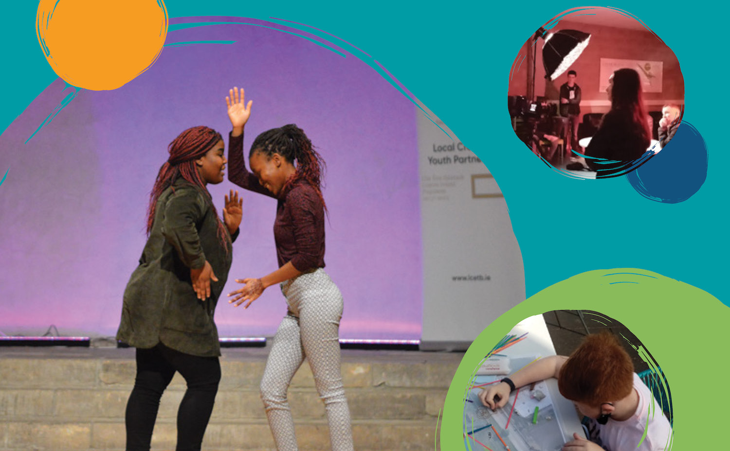 Creative Youth Partnership Strategic Plan - The Local Creative Youth Partnership has announced its first Strategic Plan to help develop creative opportunities for youths in their communities.