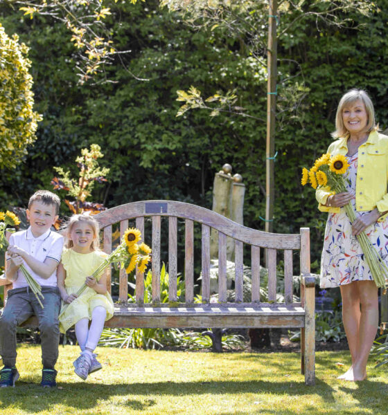 Hospice Sunflower Days 2021 - Get involved and sponsor a loved one with a virtual sunflower to help fundraise for Milford hospice and care services.