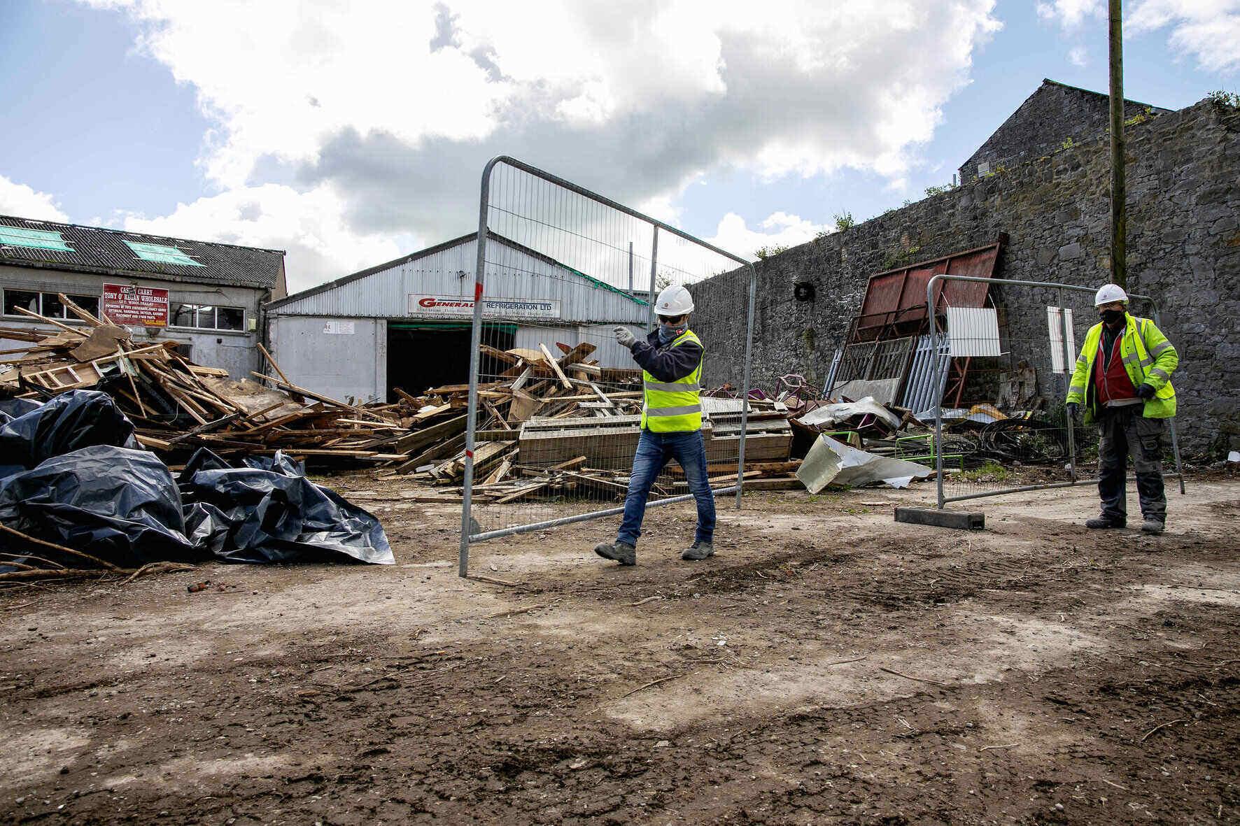 Opera Site demolition