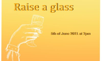 Jenny Bradshaw Ryan and others are inviting you to 'Raise A Glass' to all those who have been tragically lost to cancer and to raise funds for Irish Cancer Society.