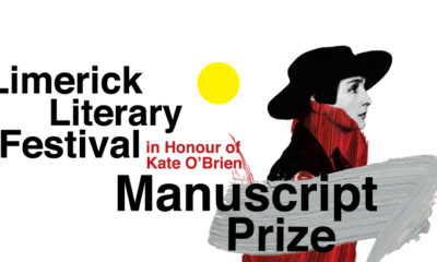 Kate O Brien Manuscript Prize is now open for submissions.