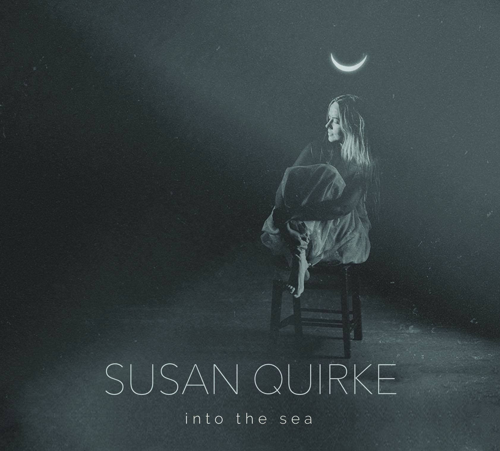 Susan Quirke debut album - Into the Sea is a concept album that plays upon the metaphor of the sea as a sea of consciousness.