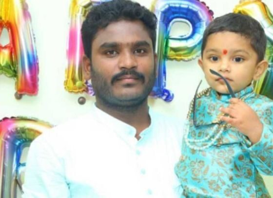 Stephanie Lacey has set up a fundraising campaign on behalf of her friend Sushmitha who is currently living through an unimaginable situation in India. Sandeep who recently passed away pictured above.