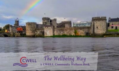 The Wellbeing Way- CWELL students are launching The Wellbeing Way, A CWELL Community Wellness Book.