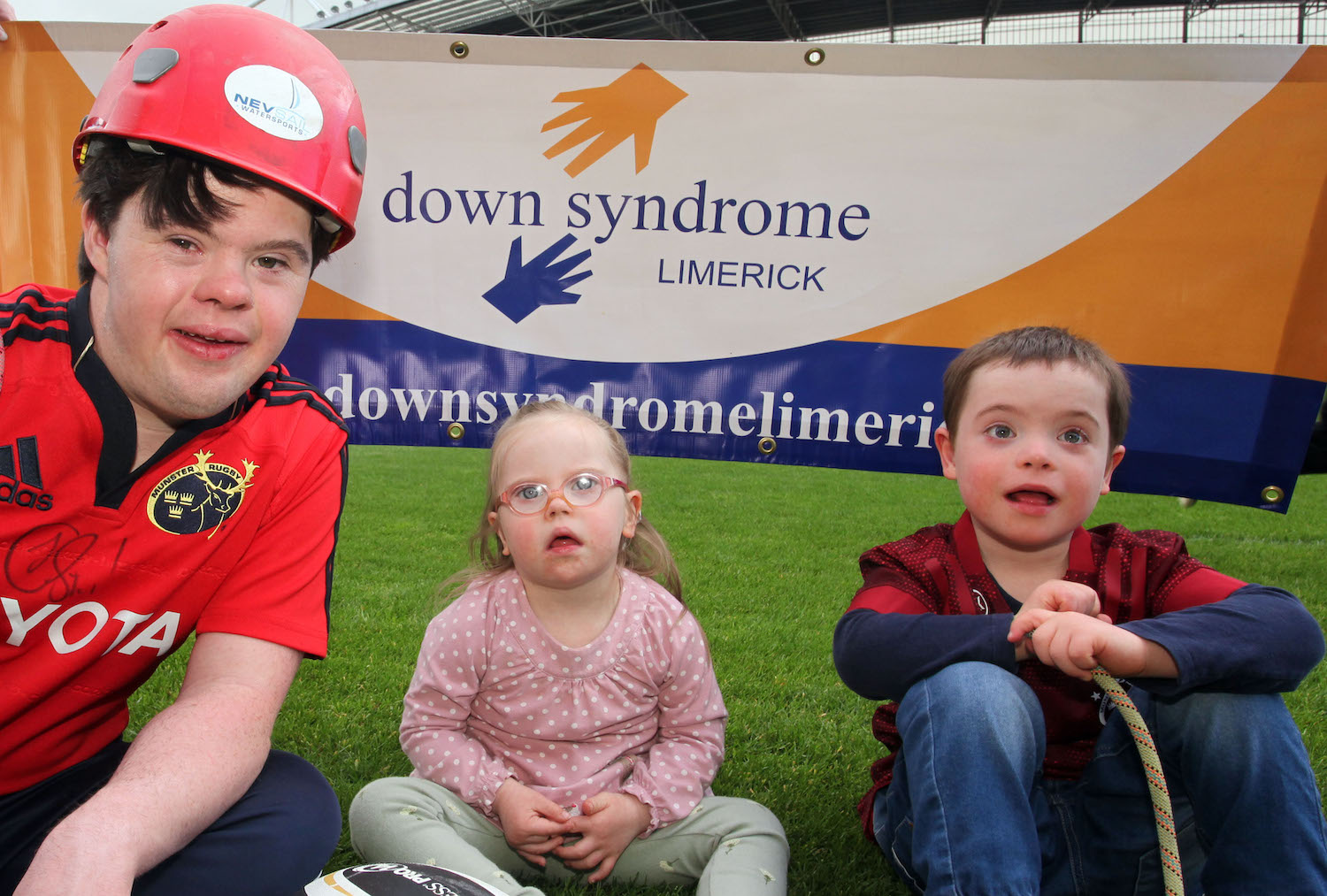 Down Syndrome Limerick Abseil