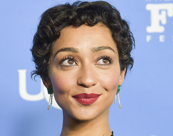 Innovate Limerick ENGINE Short Film - Pictured above is Ruth Negga. Picture: Richard Shotwell.