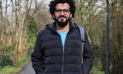 Journalist of the Year - UL student Mostafa Darwish took home the top prize for his work focusing on the challenges facing asylum seekers living in Ireland.