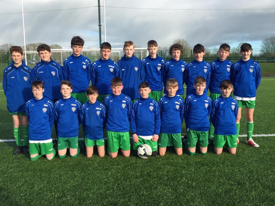 Kildimo United FC U15 boys squad are competing in a relay race called Run 2 Wembley where they will cover 600km to raise funds for Jigsaw Ireland.