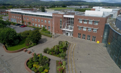 Pictured above is Limerick Institute of Technology (LIT), which will be welcoming back all students to campus this coming September.