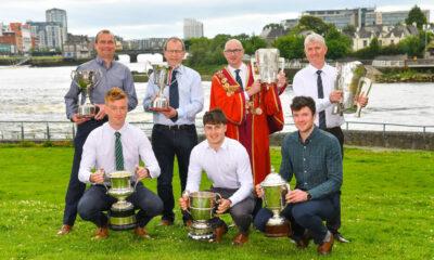 Limerick GAA teams Mayoral Reception