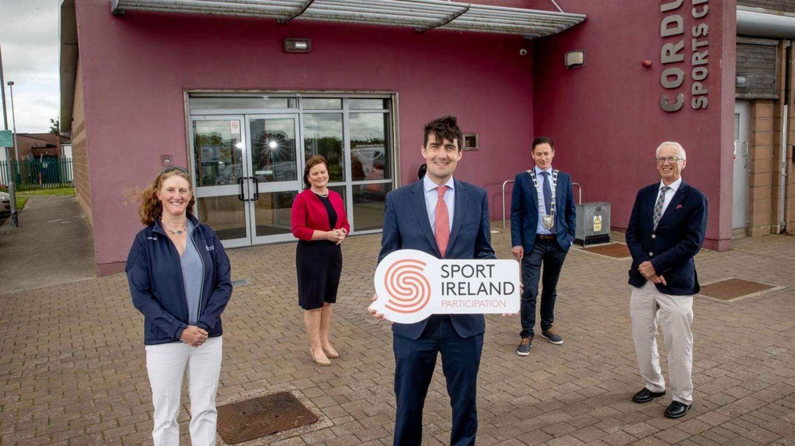 Limerick Sports Partnership secures funding - €365,160 has been secured for a wide range of sport and physical activity measures in Limerick.